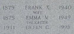 Emma V <i>Dumas</i> Charron