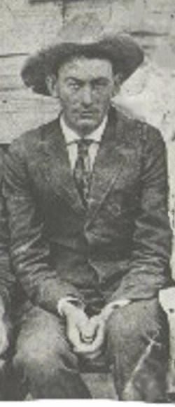 Isaac Erwin (Bud) Armfield