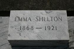 Emma Celia <i>Shelton</i> Turner