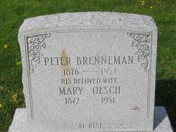 Mary <i>Oesch</i> Brenneman