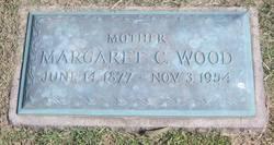 Margaret Crissa <i>Roberts</i> Wood