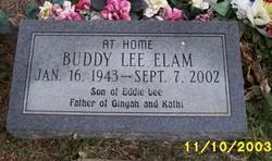 Francis Lee Buddy Elam