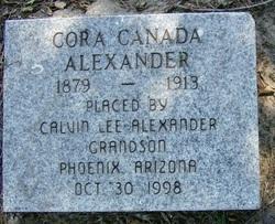 Cora Alexander