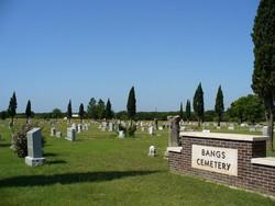 Bangs Cemetery