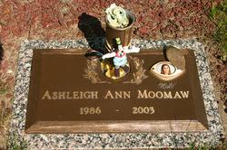 Ashleigh Ann Moomaw