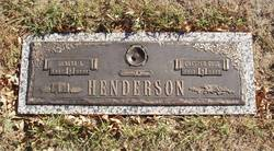 Geneva <i>Roden</i> Henderson