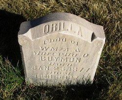 Orilla Guymon
