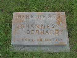 Johannes Gerhardt