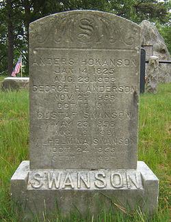 George H Anderson