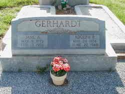 Jane A. <i>Kaufman</i> Gerhardt