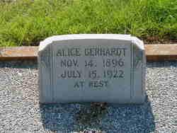 Alice Gerhardt
