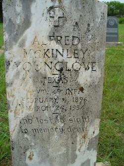 Alfred McKinley Cy Younglove