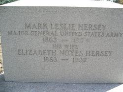 Gen Mark Leslie Hersey