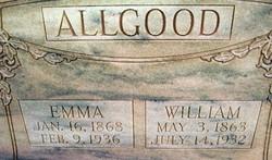 Emma <i>Birch</i> Allgood