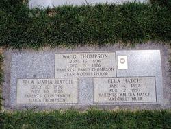Ella Hatch