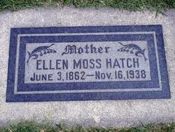 Ellen <i>Moss</i> Hatch