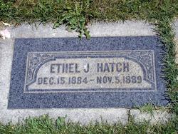 Ethel J Hatch