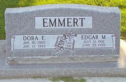 Dora Edith Dode <i>Boyd</i> Emmert