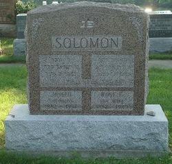 Rose G. <i>Greenstein</i> Solomon