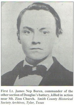 Lieut James N Boren