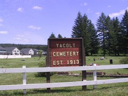 Yacolt Cemetery