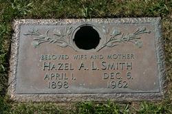 Hazel Donnel <i>Leslie</i> Smith