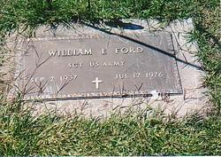 William E Ford
