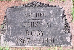 Louise M. Roby