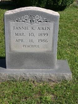 Fannie Kate Aiken