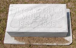 Lysander Lawrence Mulloy
