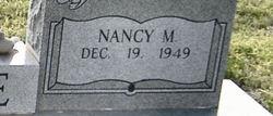 Nancy M. Abee