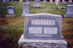 Pamelia Jane <i>Harman</i> Sheffer