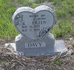Eileen Maxine <i>Poole</i> Davy