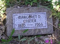 Margaret D. Carter