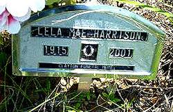 Lela Mae Harrison