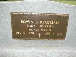 Edwin B Bergman