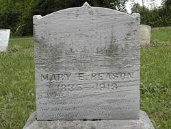 Mary Elizabeth <i>Dobbins</i> Beason