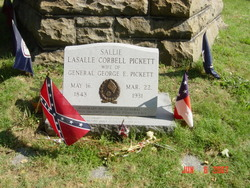 LaSalle Corbell Sallie Pickett