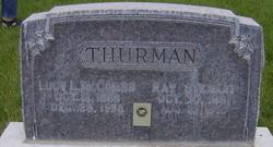 Ray Stewart Thurman