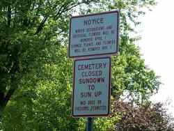Polk Grove Cemetery