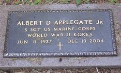 Albert Dean Applegate, Jr