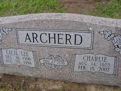 Charlie Archerd