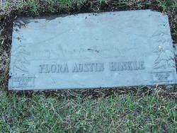 Flora E <i>Spradlin</i> Austin
