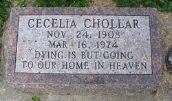Cecilia K. <i>Kuta</i> Chollar