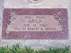 April Marie Hatch