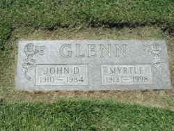 John Dover Glenn