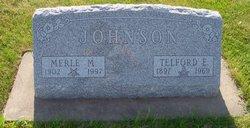 Vivian Merle <i>McDowell</i> Johnson