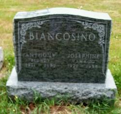 Anthony Biancosino, Sr