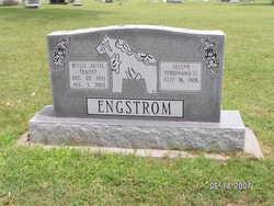 Bessie Louise <i>Hahn</i> Engstrom