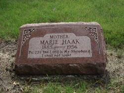 Elizabeth Marie <i>Buck</i> Bockelmann Radtke Haak